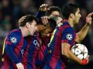 Champions League 2014-2015: resumen de la Jornada 6 (miércoles)