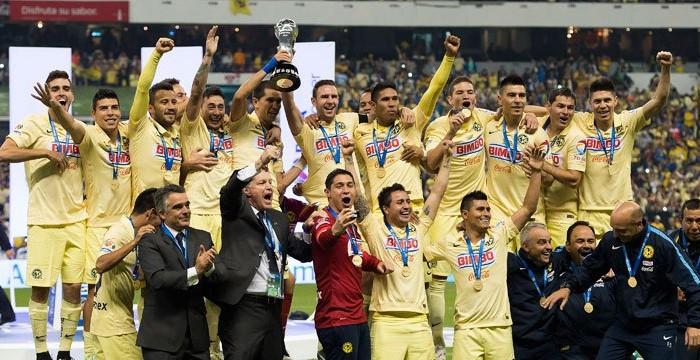 El Américo de México ya es el equipo con más ligas de su país
