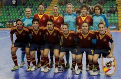 Bronce para España en el Mundial de Fútbol Sala femenino 2014 que ganó Brasil