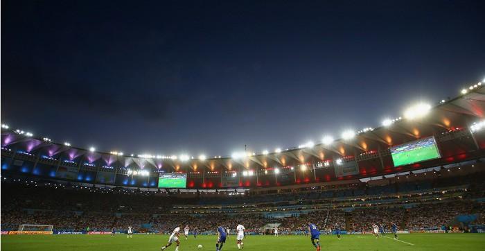 El Mundial fue el gran acontecimiento futbolero de 2014