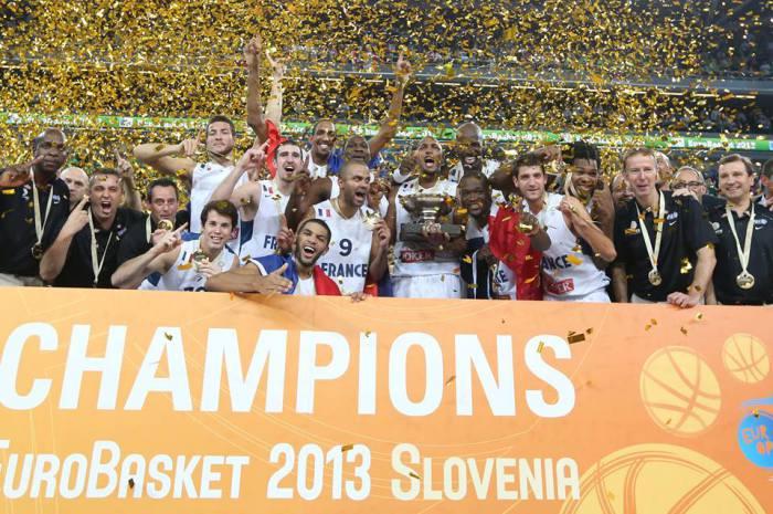 Francia gano el Eurobasket 2013