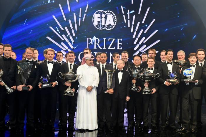 Gala Premios FIA