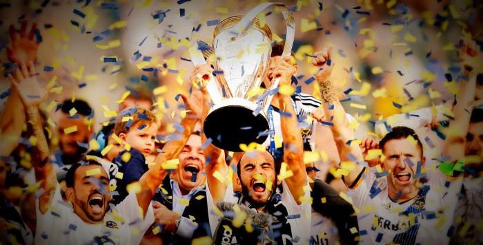 Los Galaxy ganaron la MLS de 2014