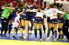 Europeo balonmano femenino 2014: España luchará por el oro tras ganar a Montenegro