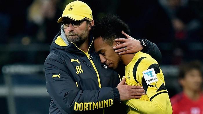 Jurgen Klopp pasa por su peor momento como entrenador del Borussia Dortmund