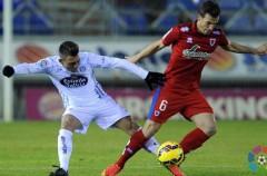Liga Española 2014-2015 2ª División: resultados y clasificación de Jornada 18