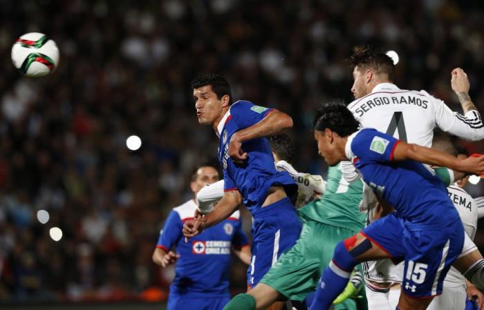 Sergio Ramos en el Mundial de Clubes