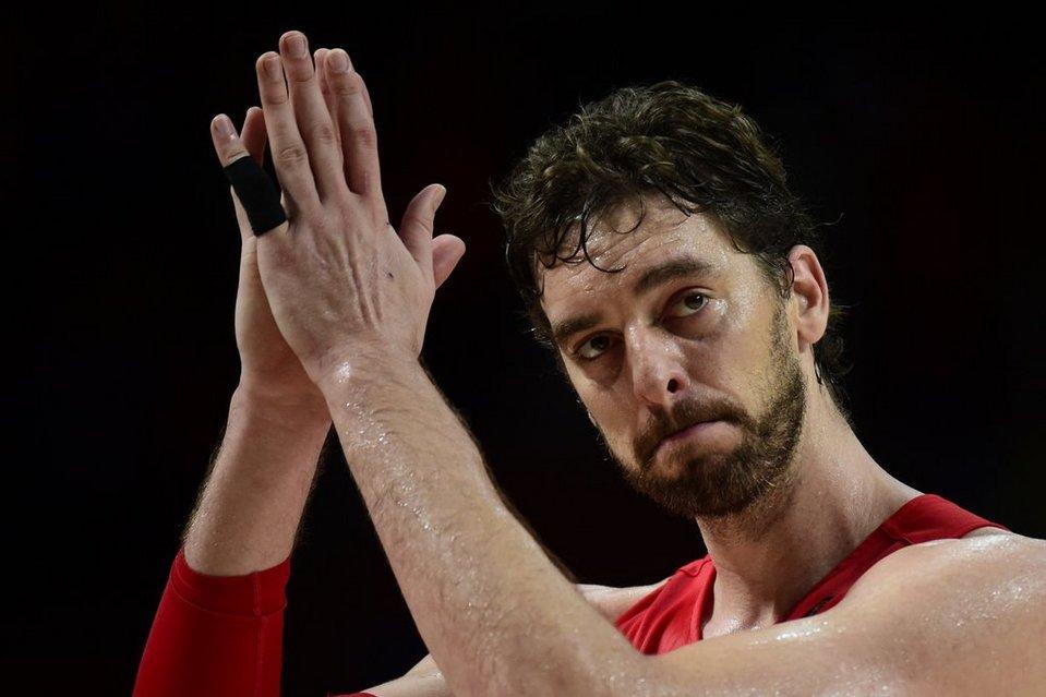 Decepción España Mundobasket