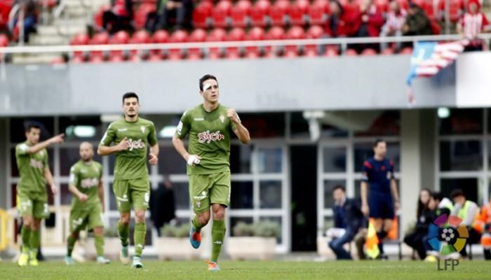 El Sporting de Gijón sigue invicto en la categoría