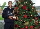 Sterling gana el premio Golden Boy 2014