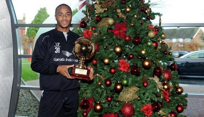 Sterling es el Golden Boy de este año 2014