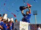 Fútbol Internacional: Universidad gana el Apertura 2014 en Chile