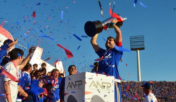 La U de Chile conquistó el Apertura 2014