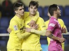 Copa del Rey 2014-2015: pasan Villarreal, Espanyol, Levante, Real, Getafe y Granada