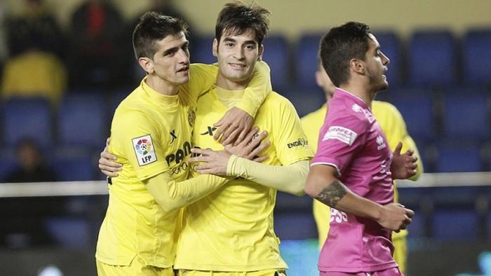 El Villarreal sigue adelante en la Copa del Rey