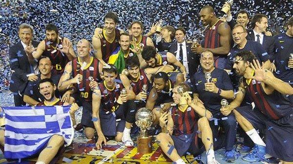 Barça campeón liga 2014