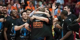 Valencia Basket campeón Eurocup 2014