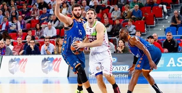 Valencia Basket eliminado