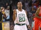 NBA: Reggie Miller, Ray Allen y Jason Terry, los reyes del triple