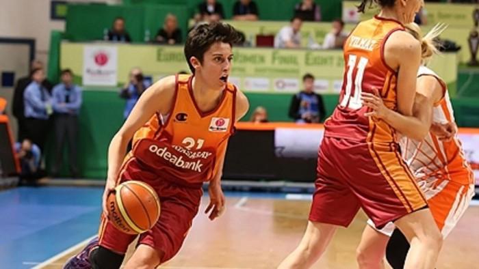 Alba Torrens, mejor jugadora europea de 2014