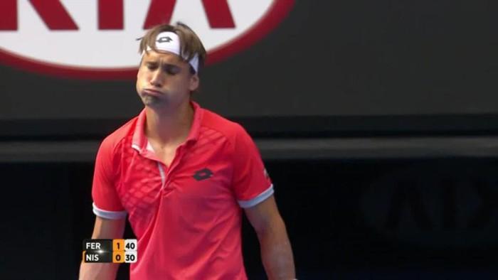 Abierto de Australia 2015: Ferrer, García-López y Muguruza eliminados