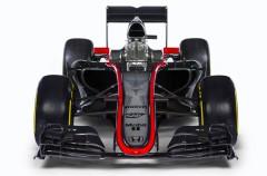 Imágenes de los coches de Ferrari, McLaren, Lotus, Sauber, Force India y Williams para 2015