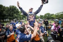 Dakar 2015: Marc Coma logra su quinto título en motos