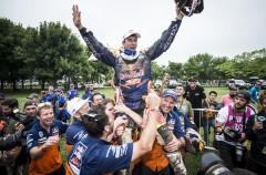 Marc Coma abandona la competición para ser director deportivo del Dakar