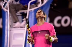 Así es la nueva 'raqueta conectada' de Rafa Nadal para el Open de Australia
