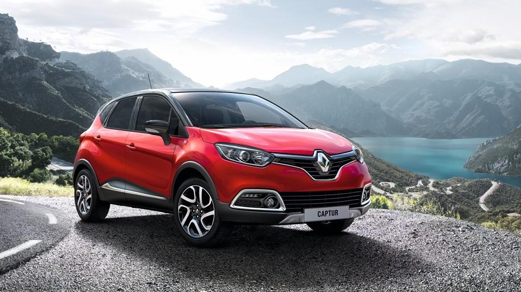 """El Renault Captur serie limitada Helly Hansen se enfrenta a """"El desafío noruego"""""""
