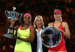Abierto de Australia 2015: Serena Williams gana a Sharapova y consigue su 6º título en Melbourne