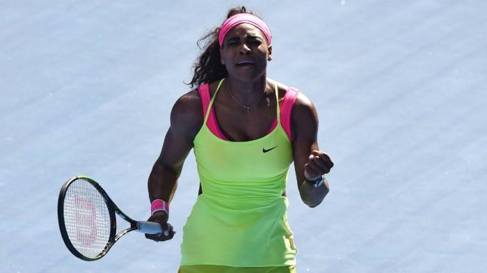 Abierto de Australia 2015: Serena Williams y Sharapova las finalistas