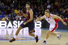 Euroliga 2014-2015: Victoria balsámica del Barça y derrota del Laboral Kutxa