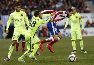 Copa del Rey 2014-2015: resumen y resultados de la vuelta de cuartos de final