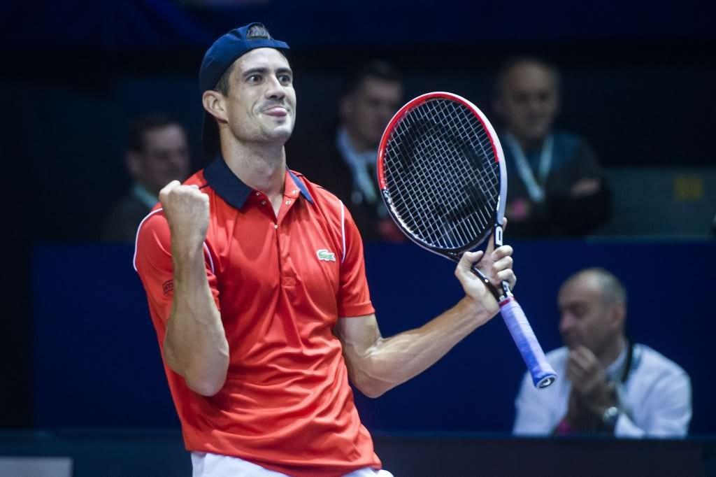 ATP Montpellier 2015: Gasquet y Janowicz finalistas; ATP Zagreb 2015: García-López y Seppi finalistas