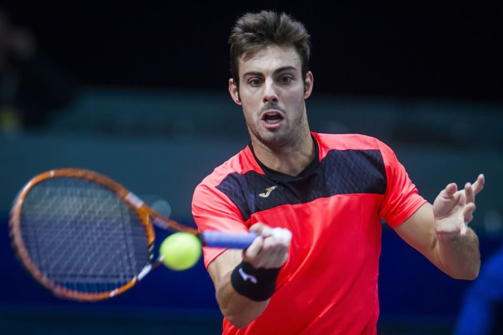 ATP Montpellier 2015: Simon y Gasquet a cuartos de final; ATP Zagreb 2015: Baghdatis a cuartos, Granollers a octavos
