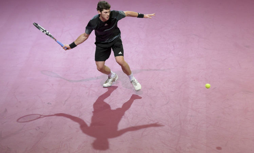 ATP Montpellier 2015: Janowicz a segunda ronda; ATP Zagreb: Juvenil Coric eliminado
