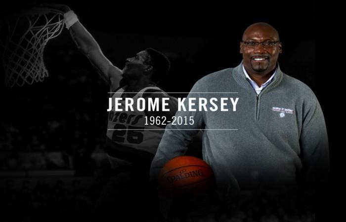 Fallece Jerome Kersey, leyenda de los Blazers y campeón de la NBA con los Spurs