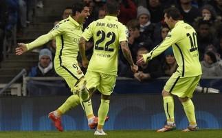 Champions League 2014-2015: Barça y Juve se adelantan en sus eliminatorias