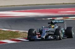 Alineaciones para el cierre de la pretemporada de F1 en Barcelona con Sainz pero sin Alonso