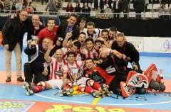 Vic gana su cuarta Copa del Rey de hockey sobre patines