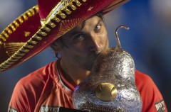 Ferrer y Federer ganan los ATP de Acapulco y Dubai, Nadal jugará la final en Buenos Aires