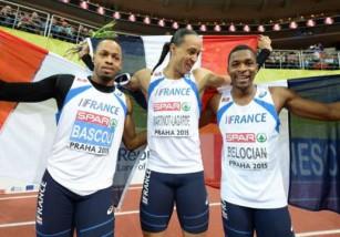 Europeo Indoor 2015: Francia estrena el medallero con un triplete histórico