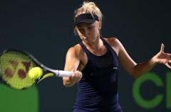 Masters de Miami 2015: Sharapova eliminada por Gavrilova, Carla Suárez a tercera ronda