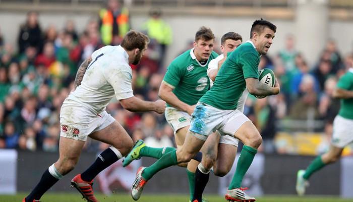 Seis Naciones 2015: Irlanda gana a Inglaterra y se queda como líder en solitario