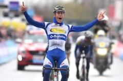 Dwars door Vlaanderen 2015: Wallays y Theuns, doblete para el Topsport