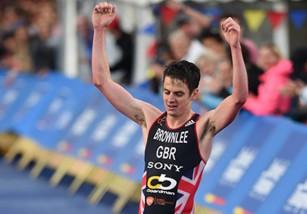 Jonathan Brownlee gana en Auckland la segunda prueba de las Series Mundiales 2015