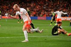España cae ante Holanda en el amistoso jugado en Amsterdam