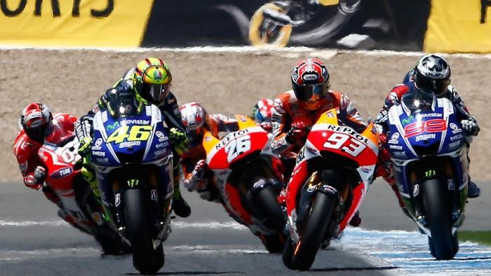 El Mundial de MotoGP sólo se verá en directo completo por Movistar TV