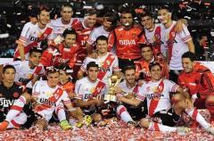 River Plate le gana al Sevilla la primera Supercopa Euroamericana